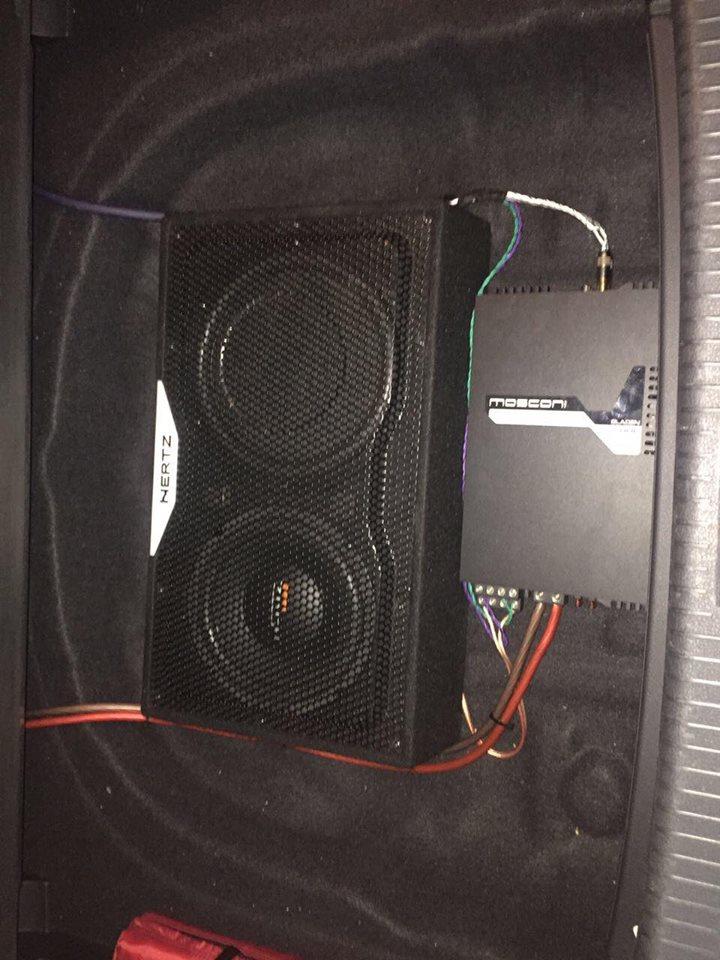 Golf 7 Car-HiFi Einbau OEM - First Class Audio Service
